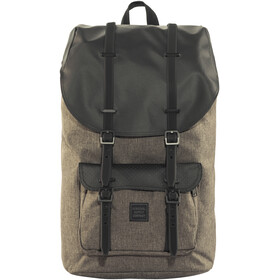 Herschel Little America Zaino marrone/nero